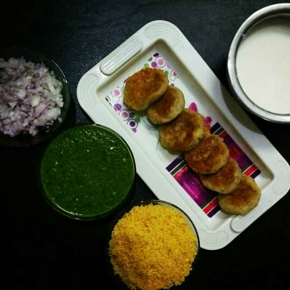 Photo of Aloo tikki by Rohini Rathi at BetterButter