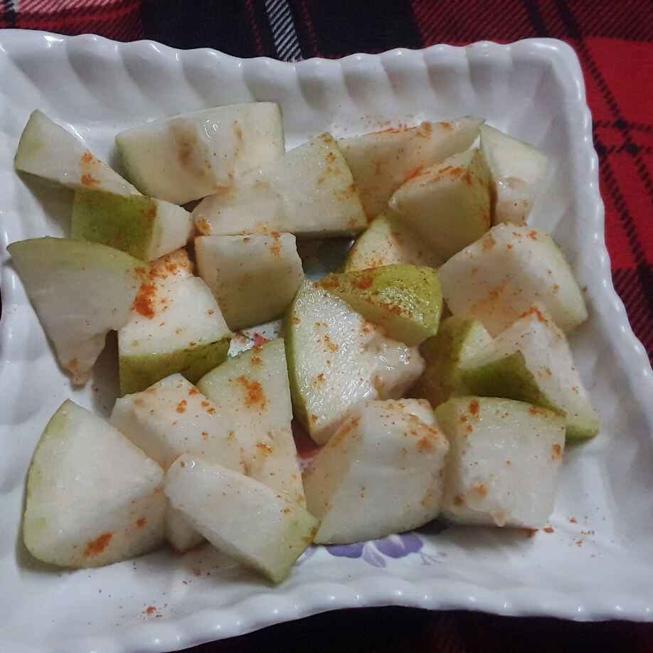 Photo of Guava salad by Rohini Rathi at BetterButter