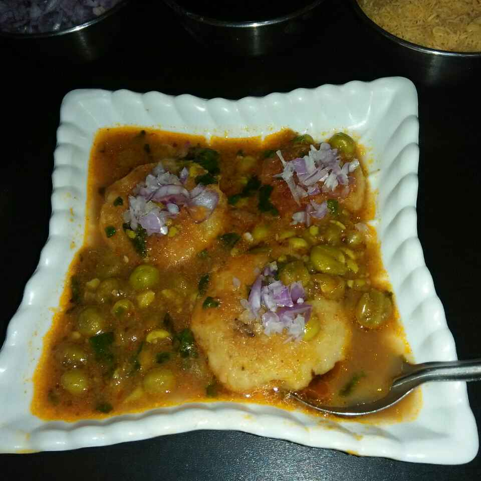 Photo of Ragda pattis by Rohini Rathi at BetterButter