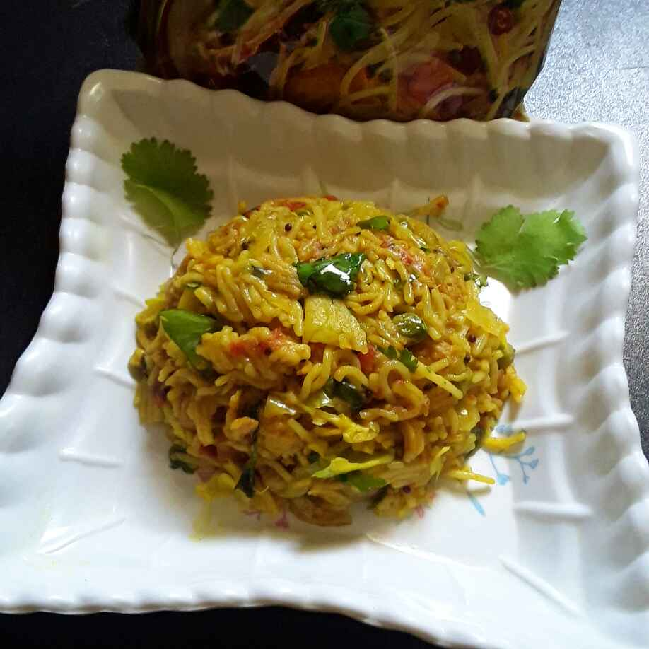 How to make Sevai upma