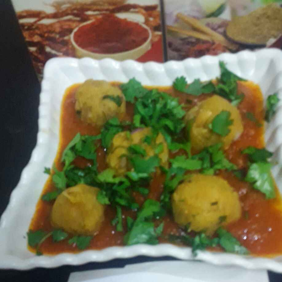 Photo of Potato Kofta curry by Rohini Rathi at BetterButter