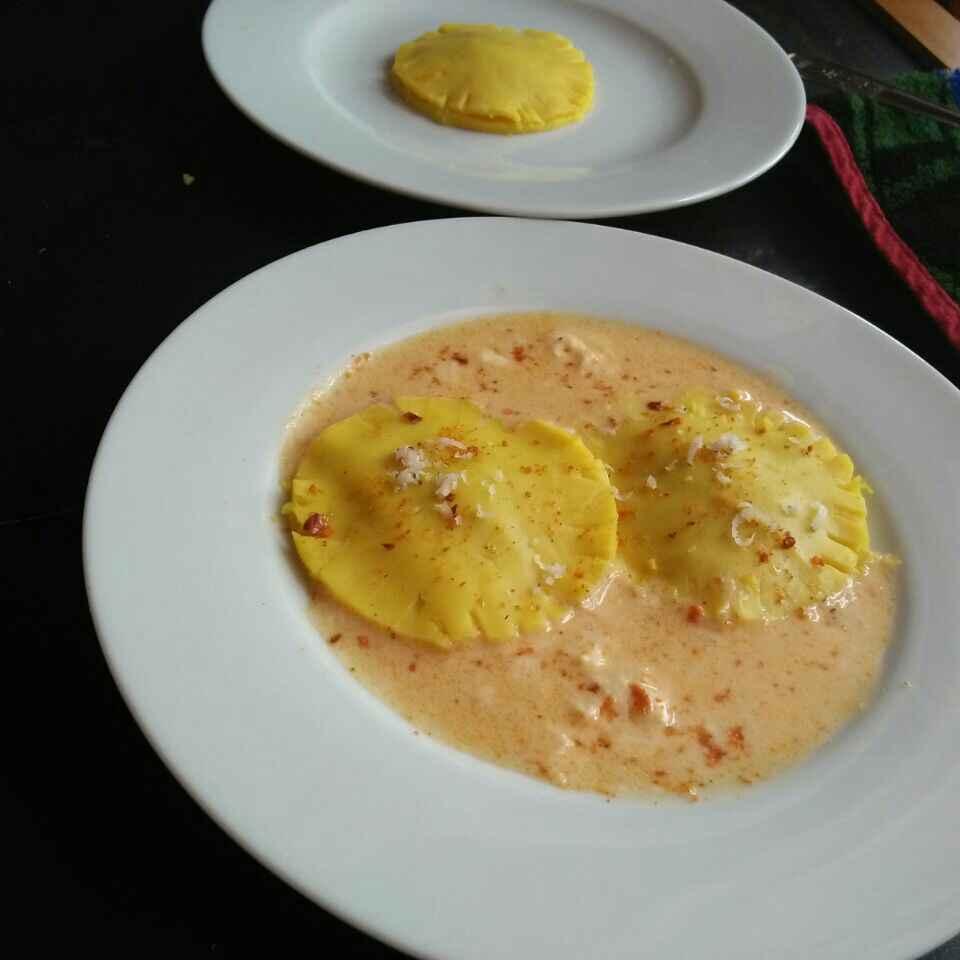 How to make खांडवी रावली