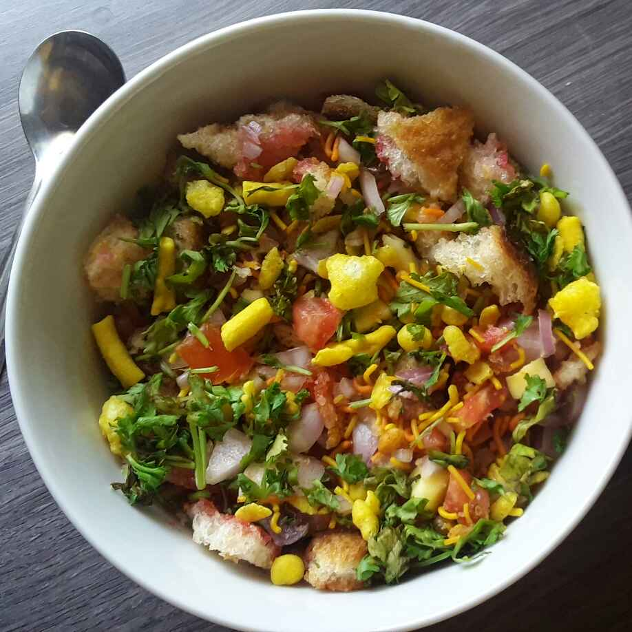 Photo of Bread bhel by Rohini Rathi at BetterButter