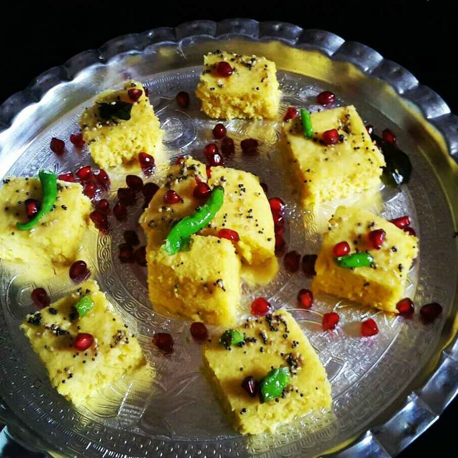 Photo of Khaman dhokla by Rohini Rathi at BetterButter