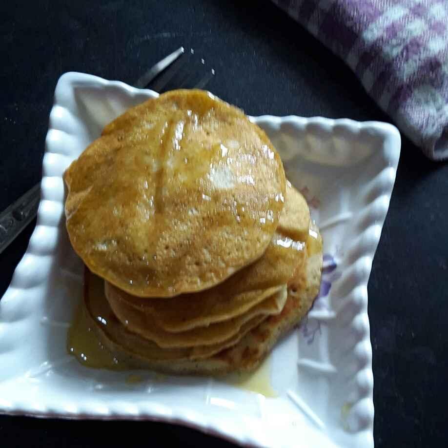 Photo of Banana pan cake by Rohini Rathi at BetterButter
