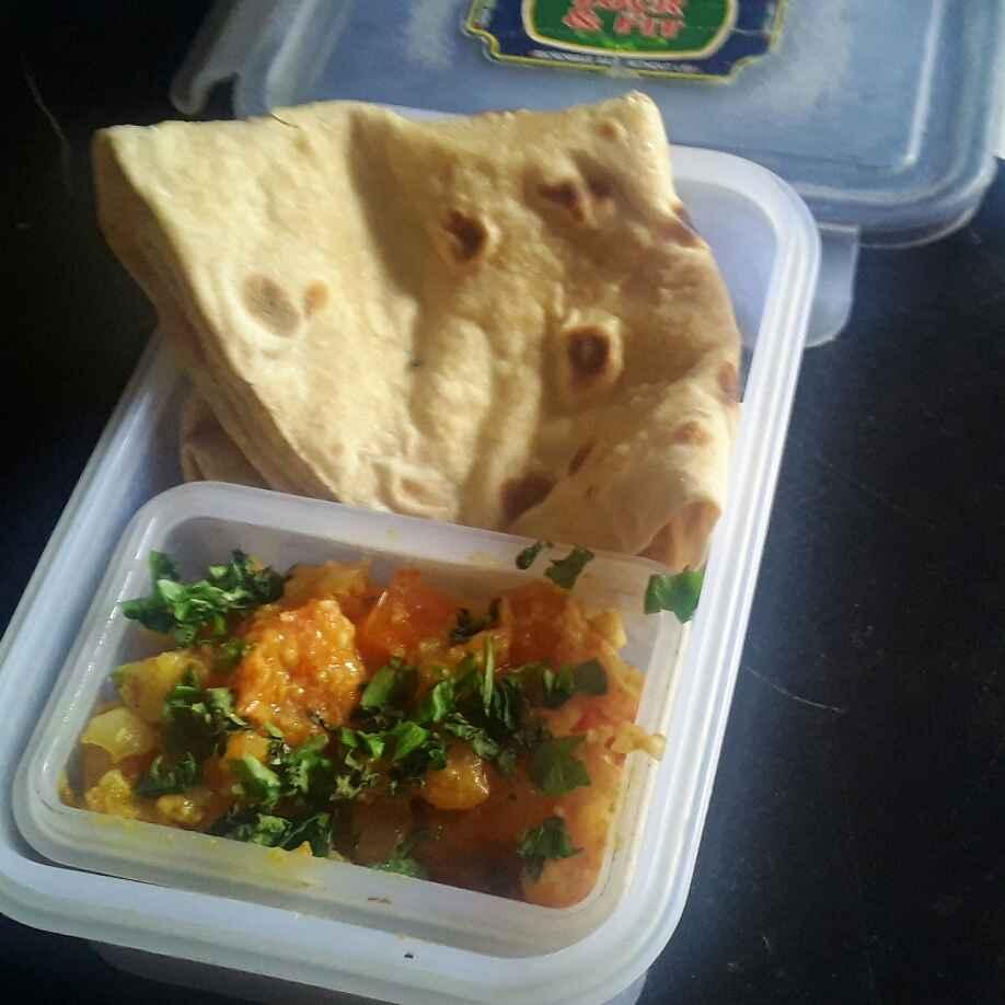 Photo of Tomato chuntny ani poli by Rohini Rathi at BetterButter