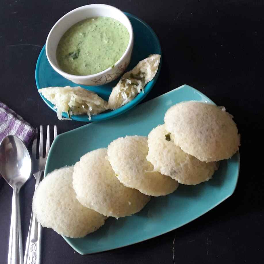 How to make Instant Stuff idli