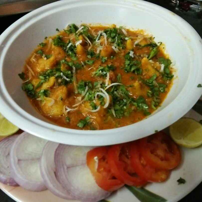 Photo of Coconut modak gravy by Rohini Rathi at BetterButter