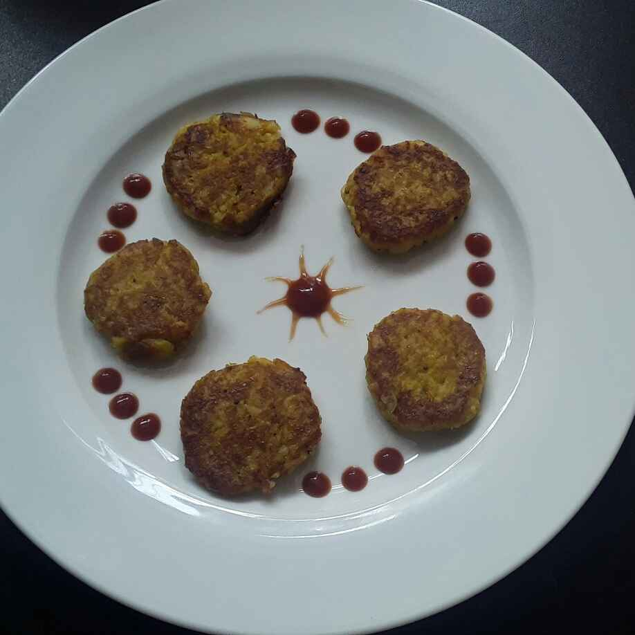 Photo of Makai patties by Rohini Rathi at BetterButter