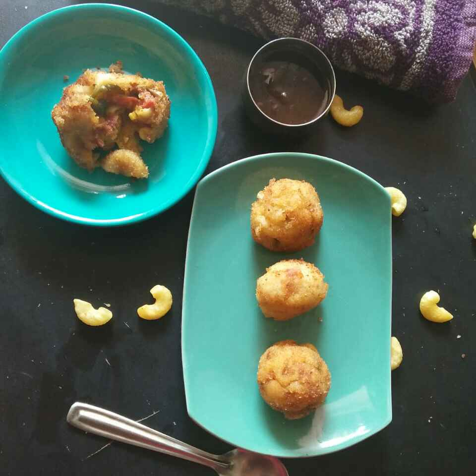 Photo of Pasta balls by Rohini Rathi at BetterButter
