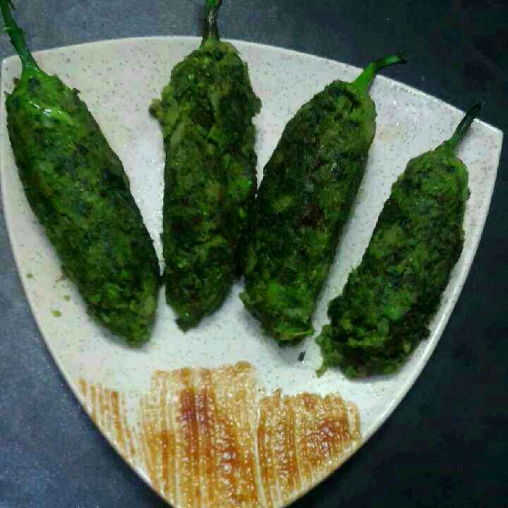 Photo of Hara bhara mirch kabab by Rohini Rathi at BetterButter