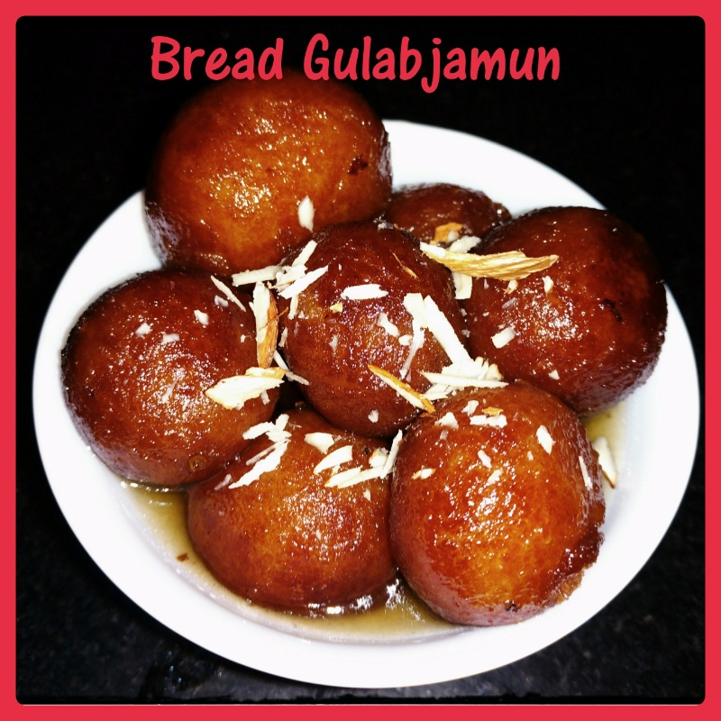 Photo of Bread Gulabjamun by Chinu's Kitchen Corner at BetterButter