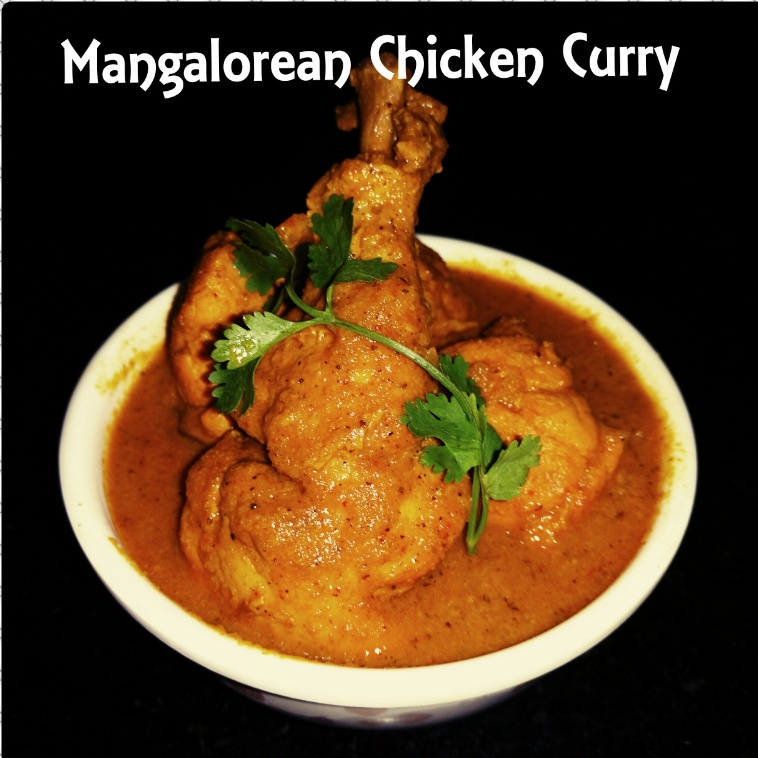 How to make Mangalorean Chicken Curry