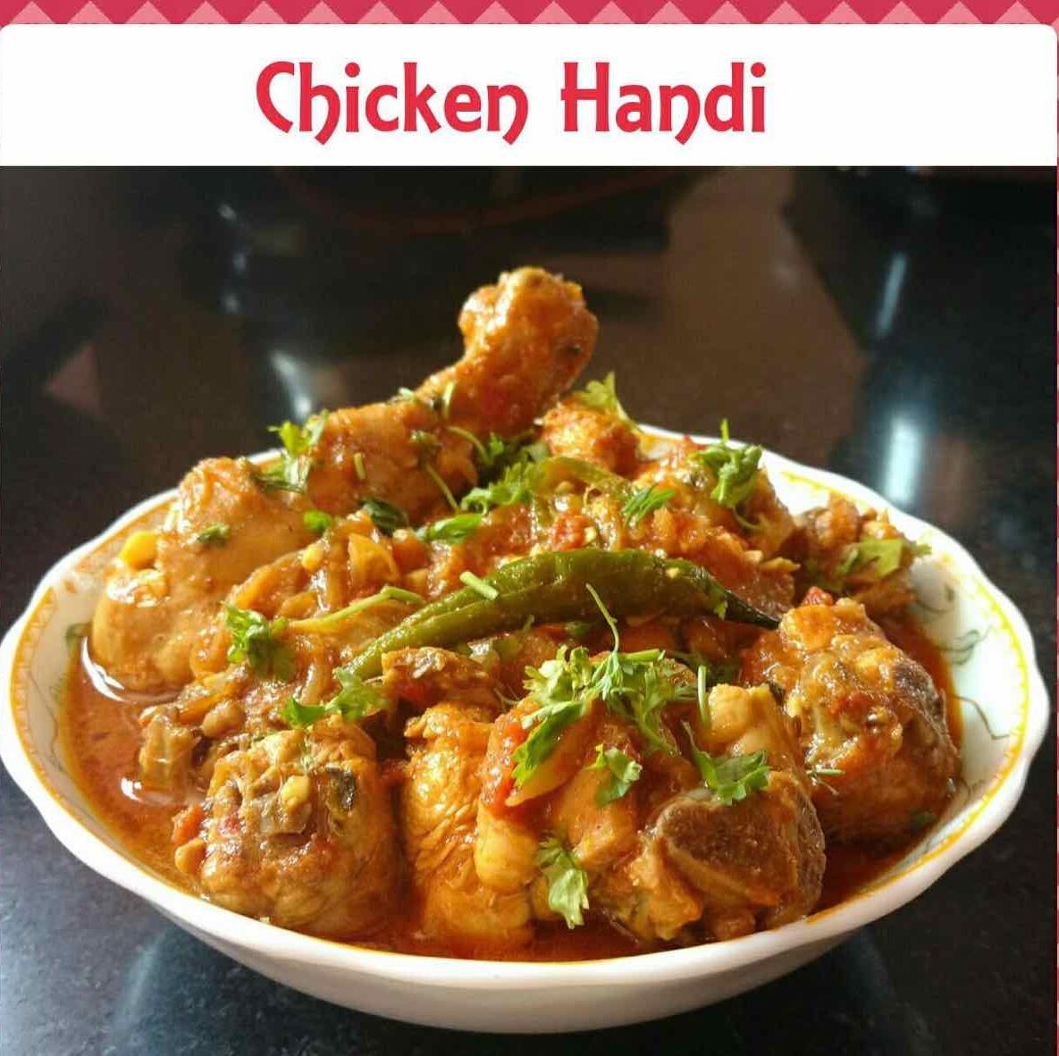 How to make Chicken Handi/Murgh Handi