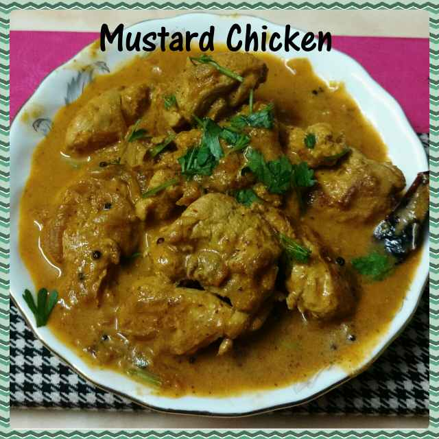 How to make Mustard Chicken