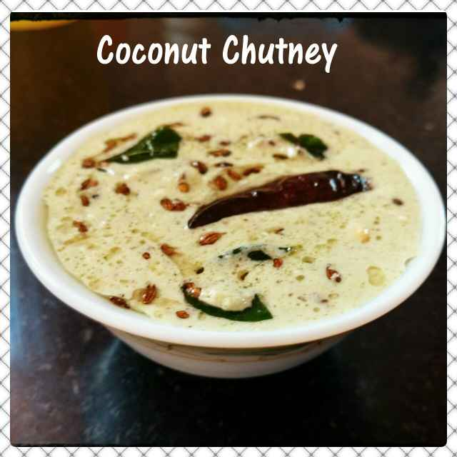 Photo of Coconut Chutney by Chinu's Kitchen Corner at BetterButter