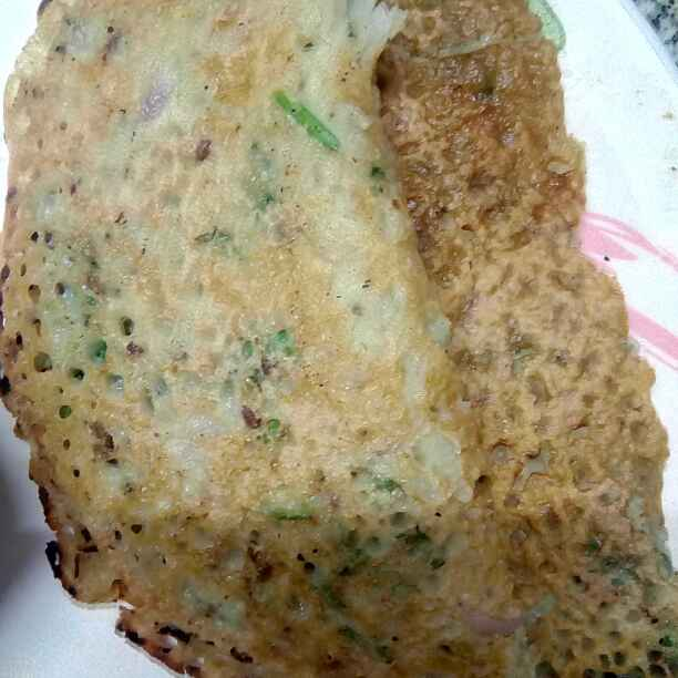 How to make Instant jowar dosa