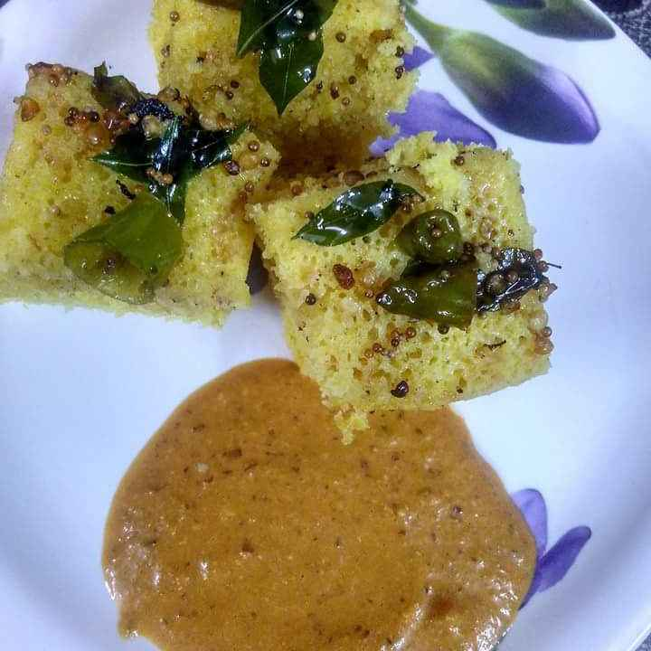 Photo of Dhokla by Ronita Basu at BetterButter