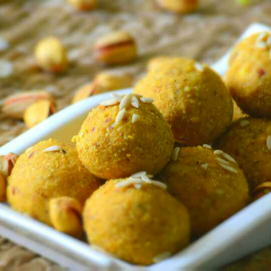 How to make Besan Laddu