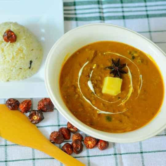 How to make Dal Makhani or Dal Makhni