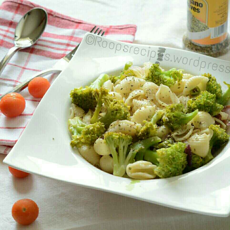 How to make Shells with Broccoli