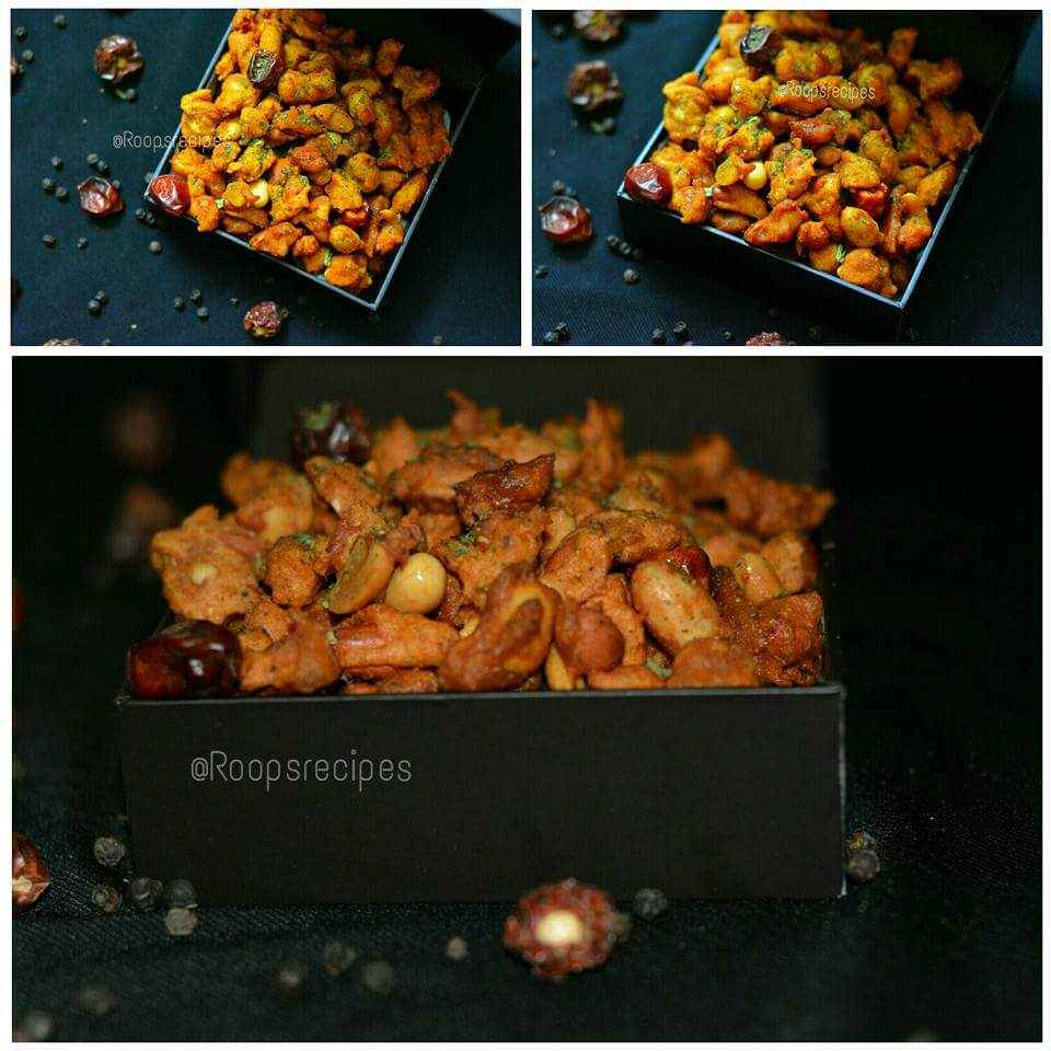 Photo of Crispy Masala Peanuts by Roop Parashar at BetterButter