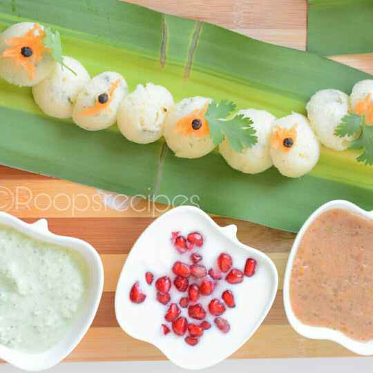 Photo of Barnyard Millet Mini Idli by Roop Parashar at BetterButter
