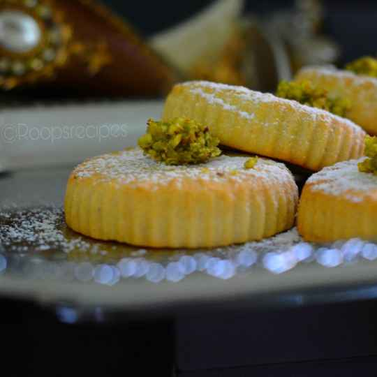 Photo of Traditional middle eastern cookies Mamool by Roop Parashar at BetterButter