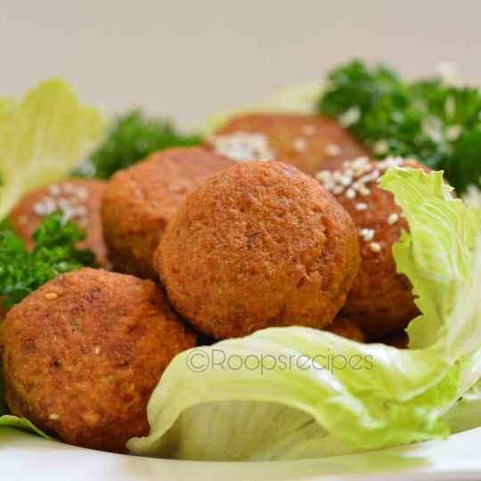 Photo of Falafel by Roop Parashar at BetterButter