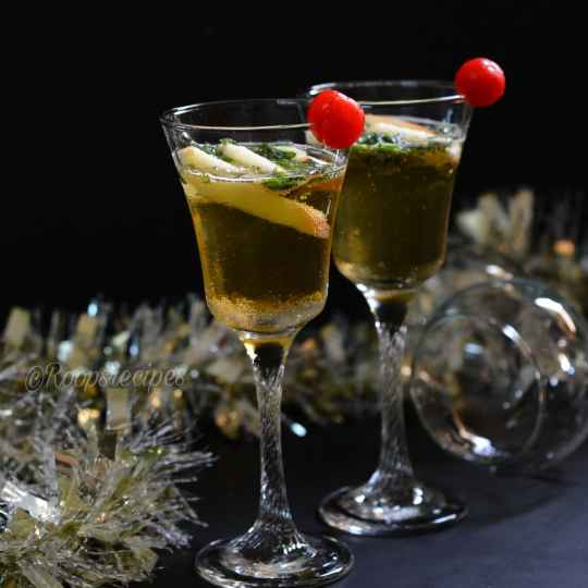 Photo of Arabic special Champagne by Roop Parashar at BetterButter