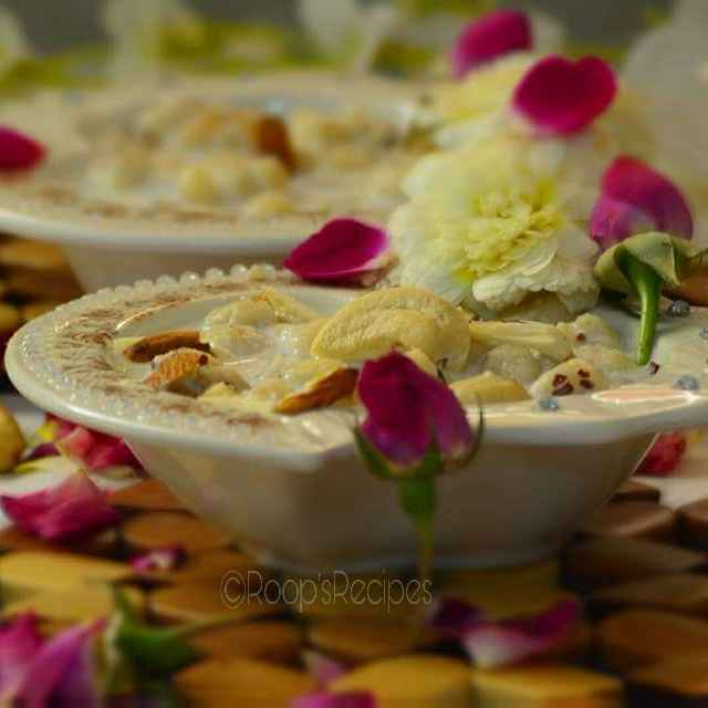 Photo of Fox Nut pudding by Roop Parashar at BetterButter