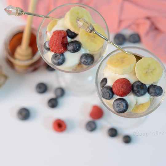 Photo of Greek Yogurt Parfait by Roop Parashar at BetterButter