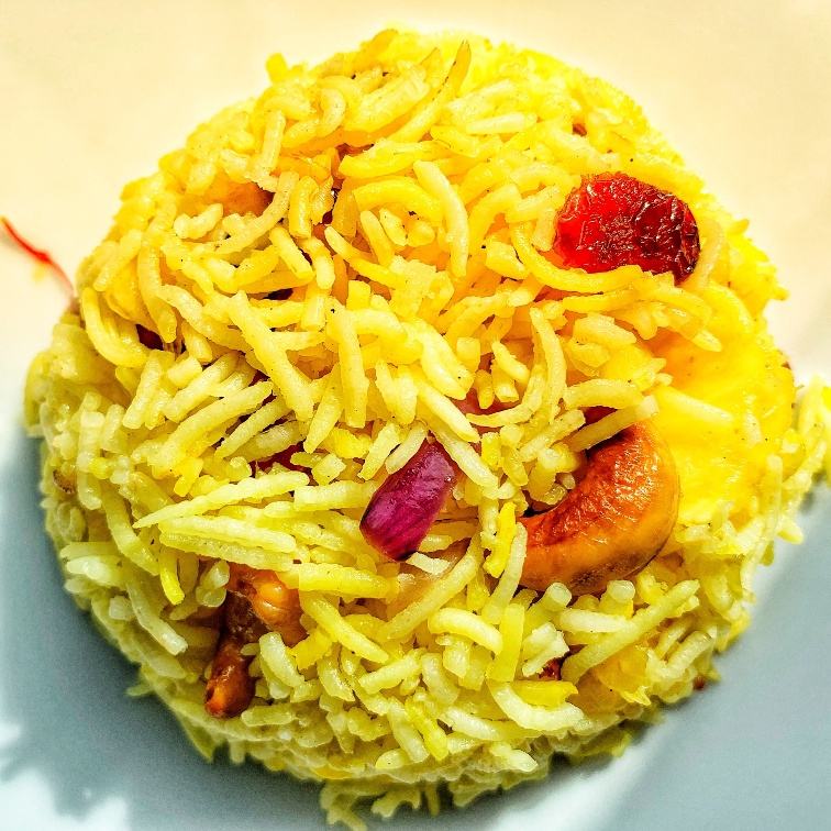 Photo of Kashmiri pulao by Roopa R at BetterButter