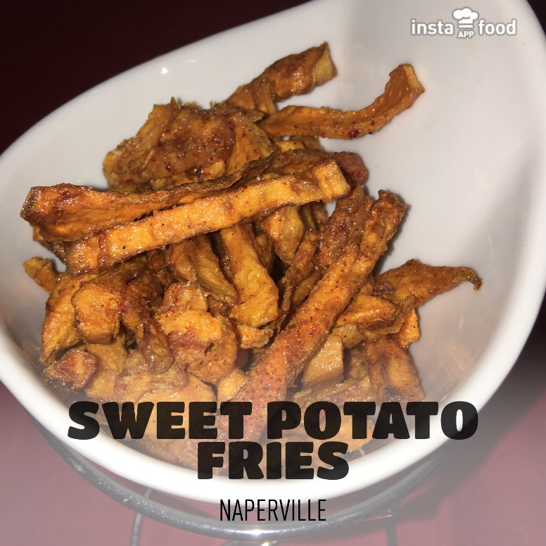 Photo of Sweet Potato Fries by Anandha Bhagyam at BetterButter