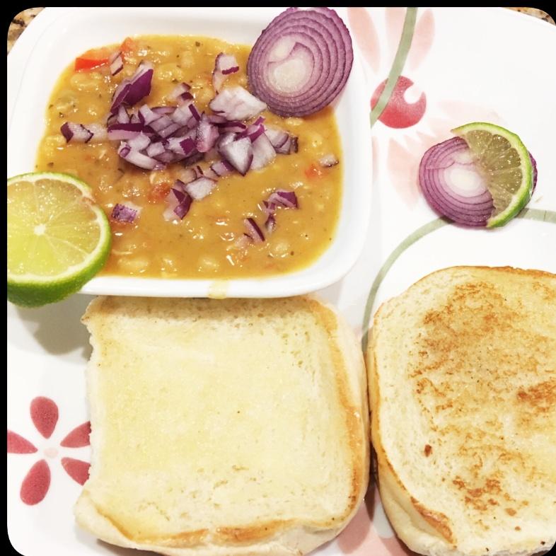 How to make Vatana Bhaji