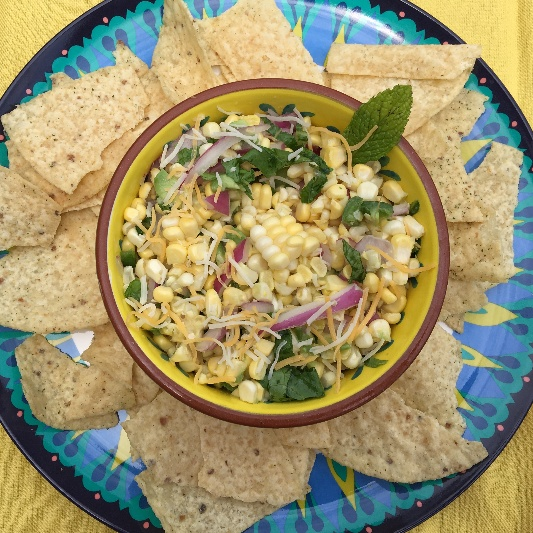 How to make Corn Salsa