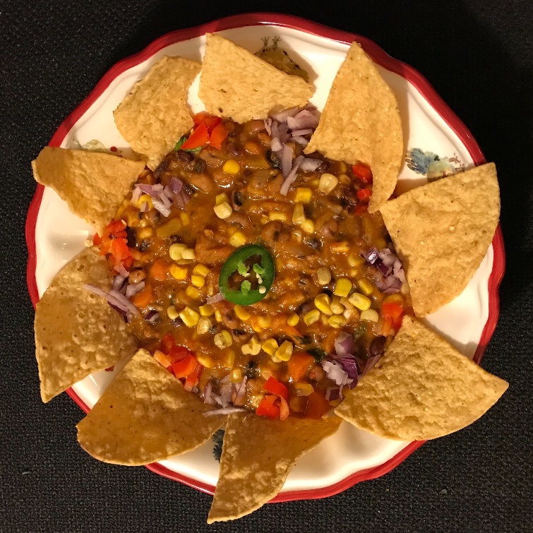 Photo of Rajma, Black eyed peas and Pumpkin Chili by Anandha Bhagyam at BetterButter