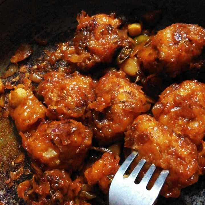 Photo of Rava,onion manchuria  by Roopasree Rao at BetterButter
