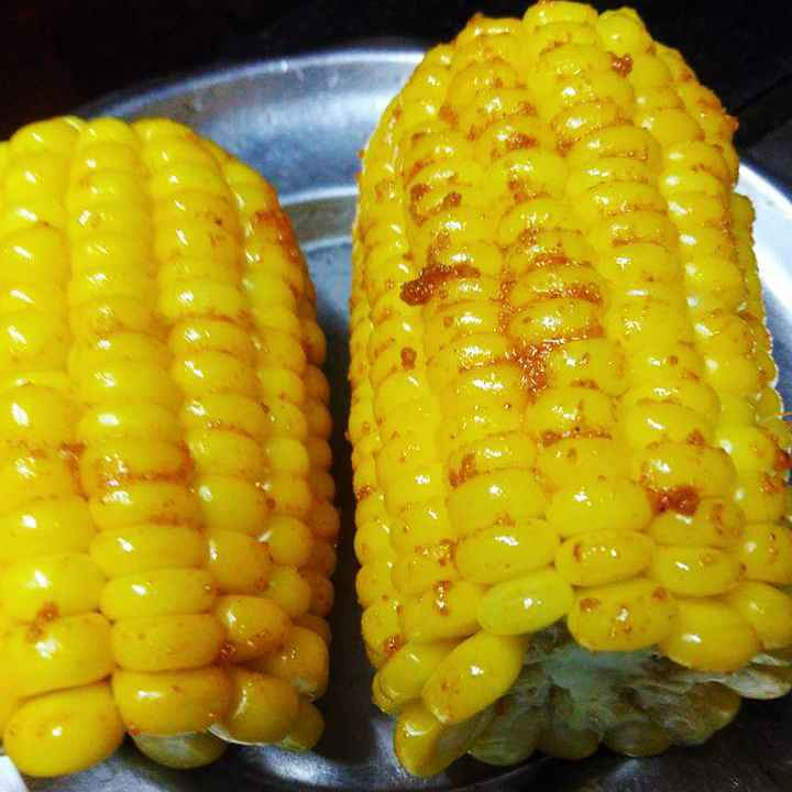 Photo of Swert corn chilli butter by Roopasree Rao at BetterButter