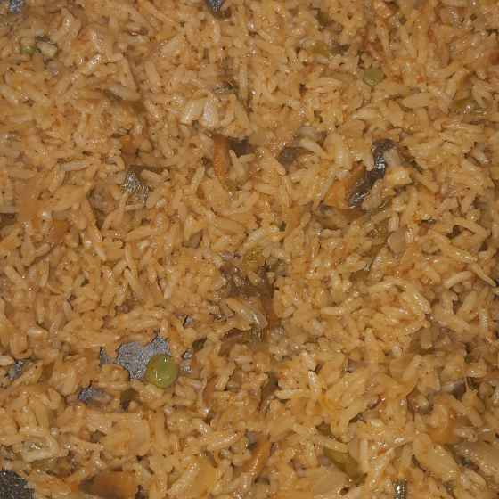 Photo of Thai mushroom rice by Roshni Mohanraj at BetterButter
