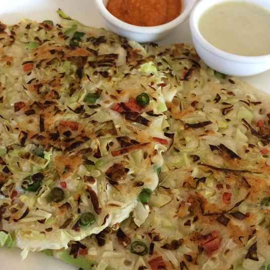 Photo of Vegetable uttapam by Rosy Sethi at BetterButter