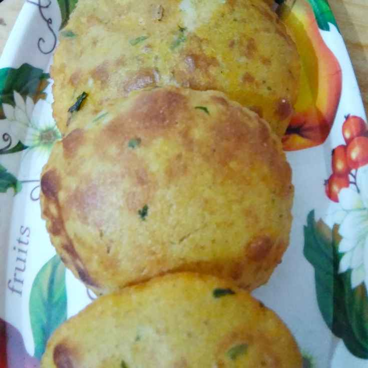 Photo of Aloo-masala puri by રૂચા દિવ્યેશ રાજા at BetterButter