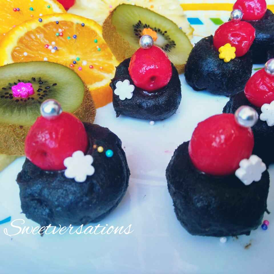 Photo of Fresh Fruit Chocolate by Ruchi Bhatia at BetterButter