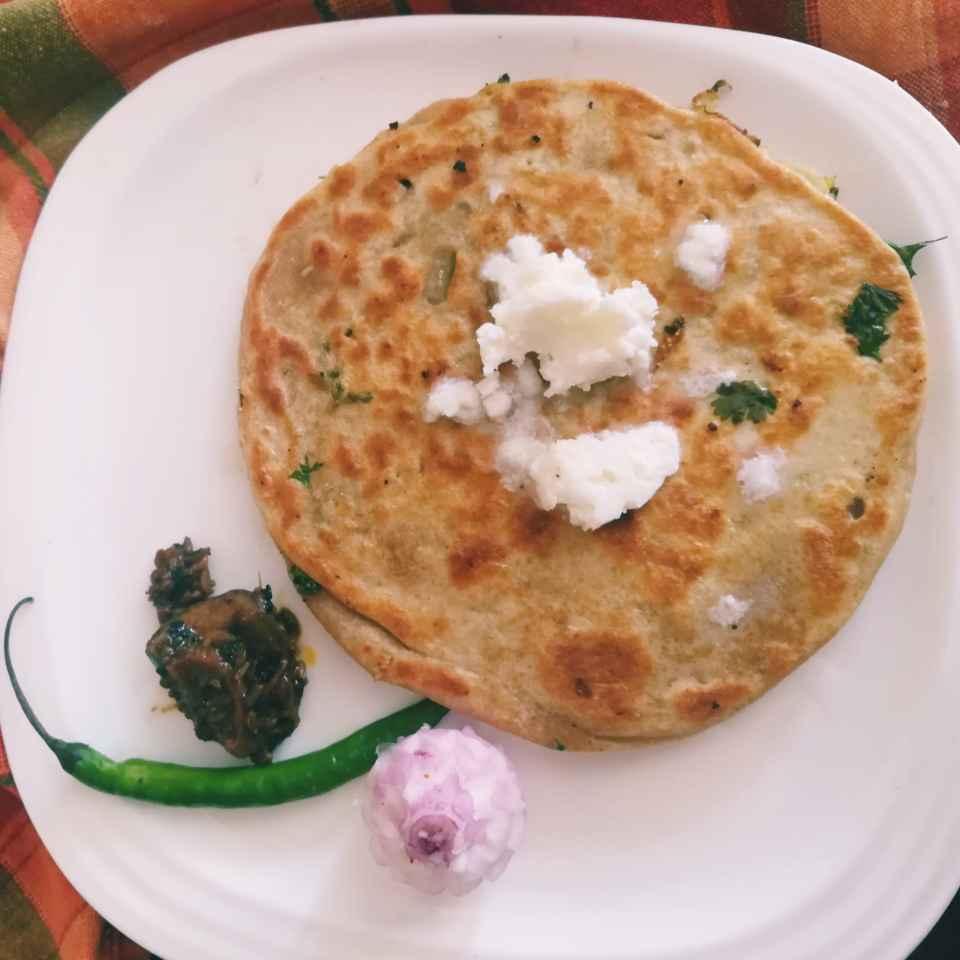 Photo of Lauki ke paratha. by Ruchi Bhatia at BetterButter