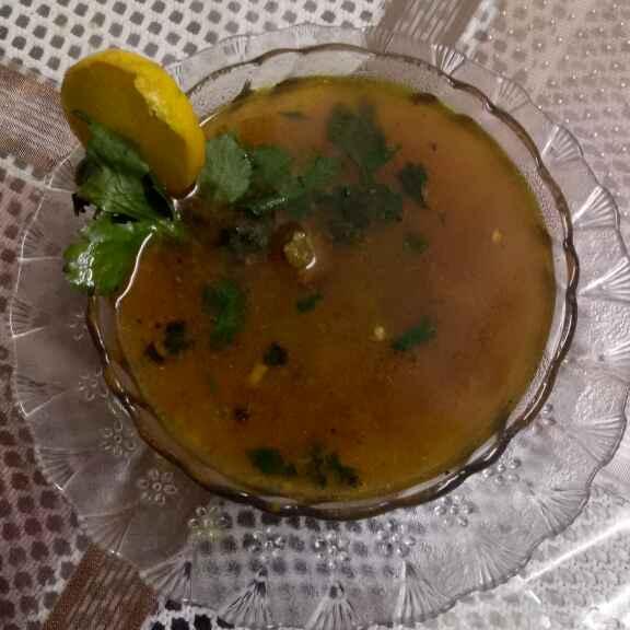 Photo of Mutton soup by Ruchi Chopra at BetterButter