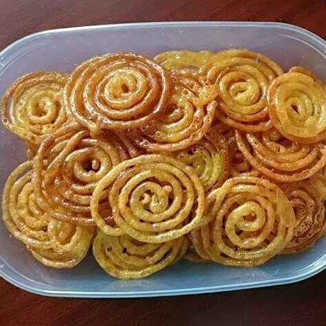 Photo of Instant jalebi by Ruchi sharma at BetterButter