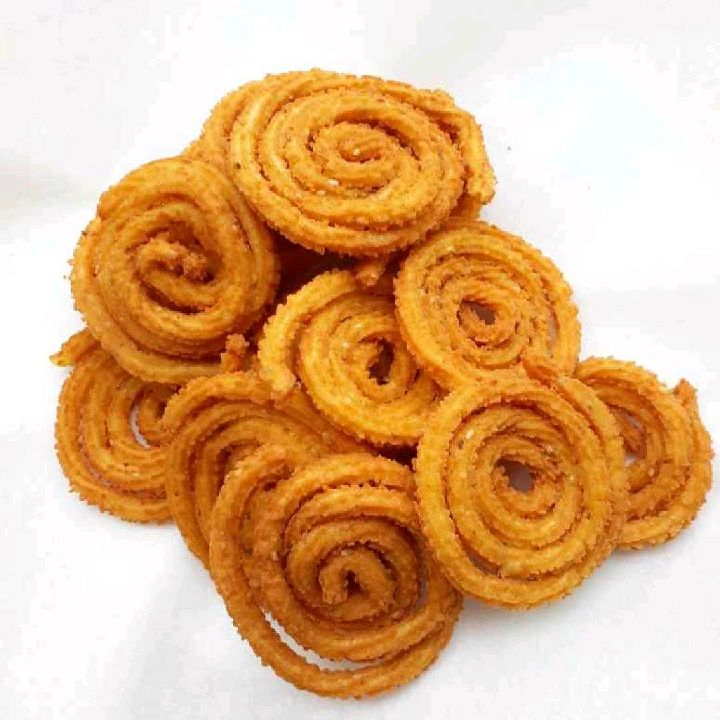 How to make Leftover Rice Chakli
