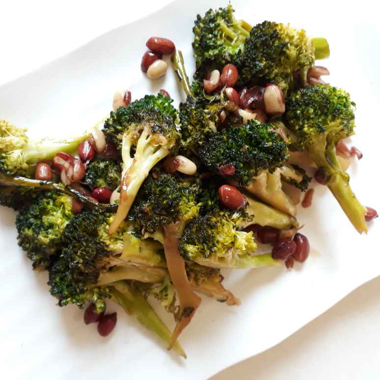 Photo of Broccoli with garlic butter by Ruchi sharma at BetterButter
