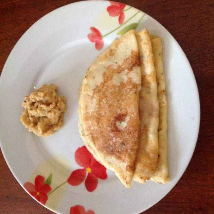 How to make Bread Dosa