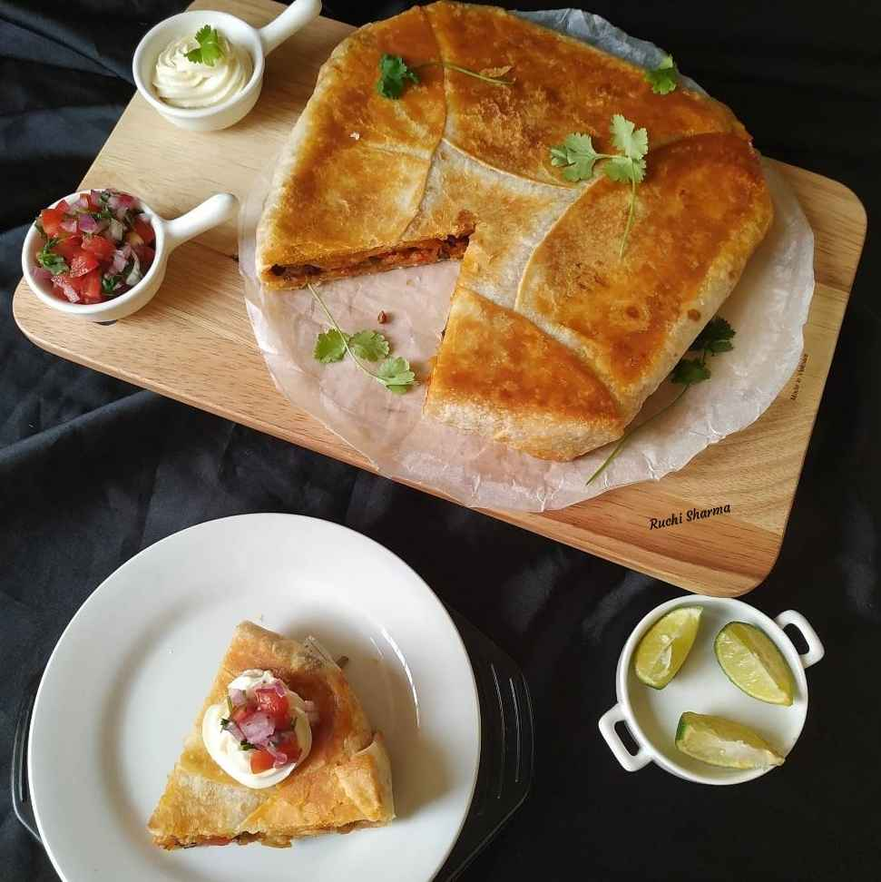 Photo of Sheet Pan Quesadilla by Ruchi sharma at BetterButter